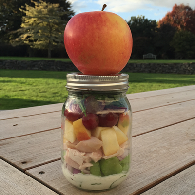 KORU® Apple Salad in a Jar