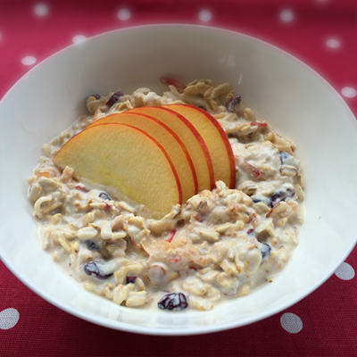 KORU® Apple Overnight Oats