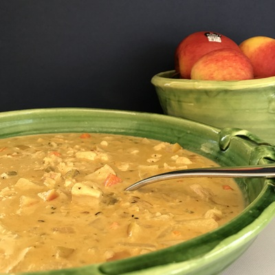 Carrie's Mulligatawny (KORU® Curry)