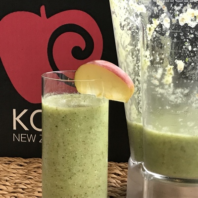 KORU® and Pear Smoothie